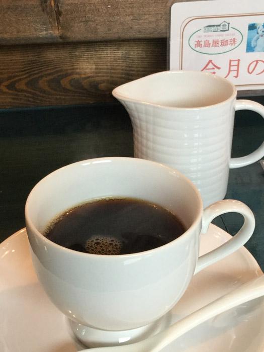 高島屋珈琲 コーヒー 麻生太郎ブレンド