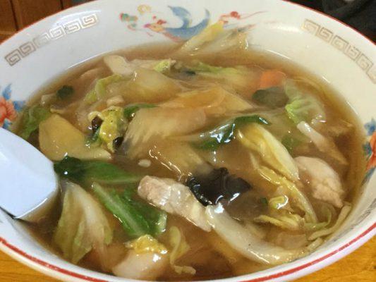 北斗市 柳園 チャプスイメン