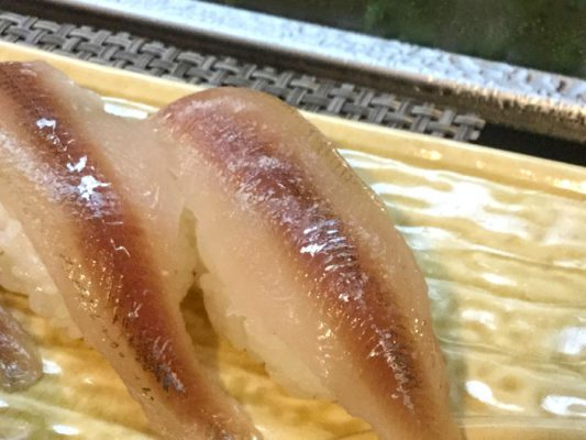 平成29年 むかわ町 叶寿司 ししゃも寿司