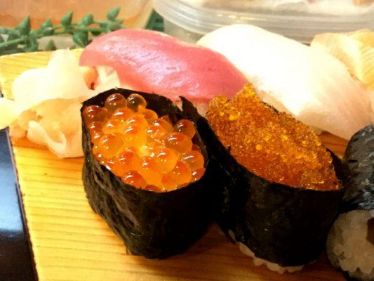 平成29年 むかわ町 叶寿司 上寿司