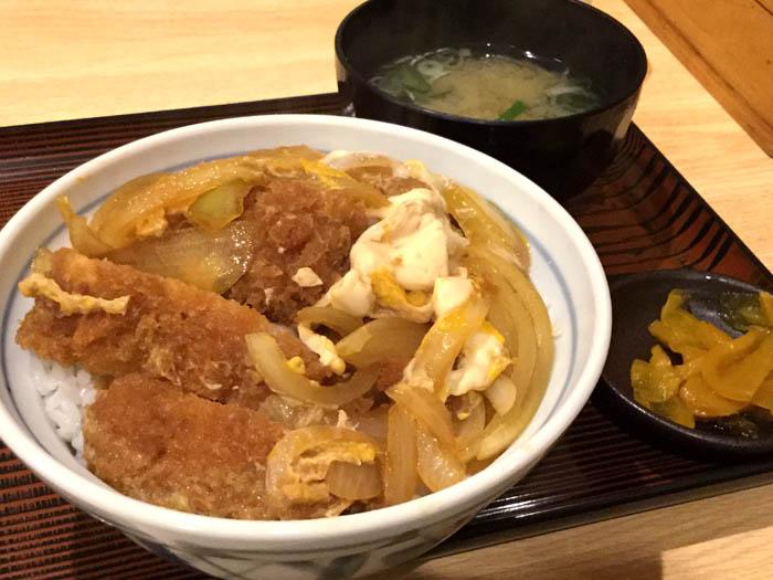H29 平取町 味処いこい カツ丼