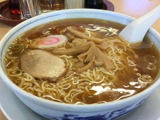 H29 七飯町 大勝軒 中華麺2玉