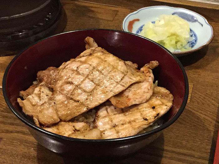 平成30年 恵庭市 空海 豚丼