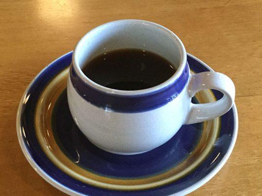 平成30年 函館市 辺見旅館 おまかせ和食ランチ コーヒー