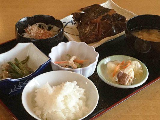 平成30年 函館市 辺見旅館 おまかせ和食ランチ